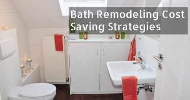 Bath Remodeling Cost Saving Strategies