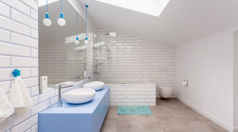 Bathroom Ceiling Construction Tips