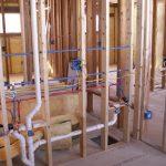 Bathroom Wall Construction and Framing