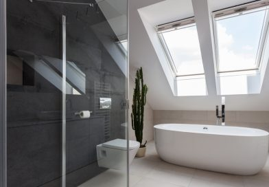 Bathtub Placement