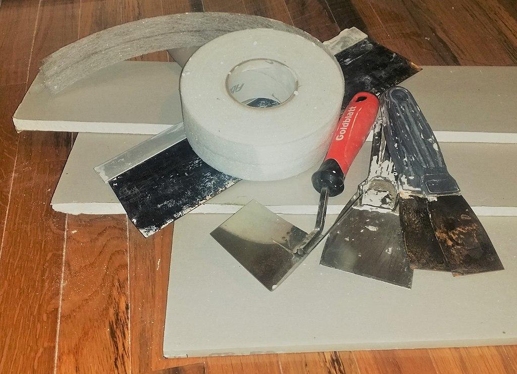 Drywall Finishing Tools