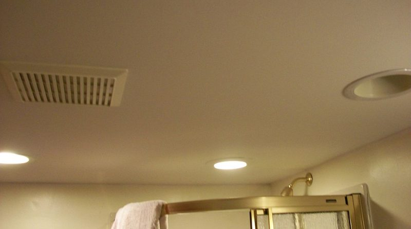 Drywall Renovation Problems To Avoid When Installing A Bathroom