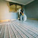 Installing Under-Floor Electric Radiant Heat