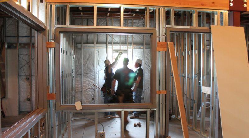 Removing framing Members
