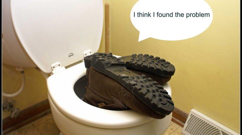 bathroom problem