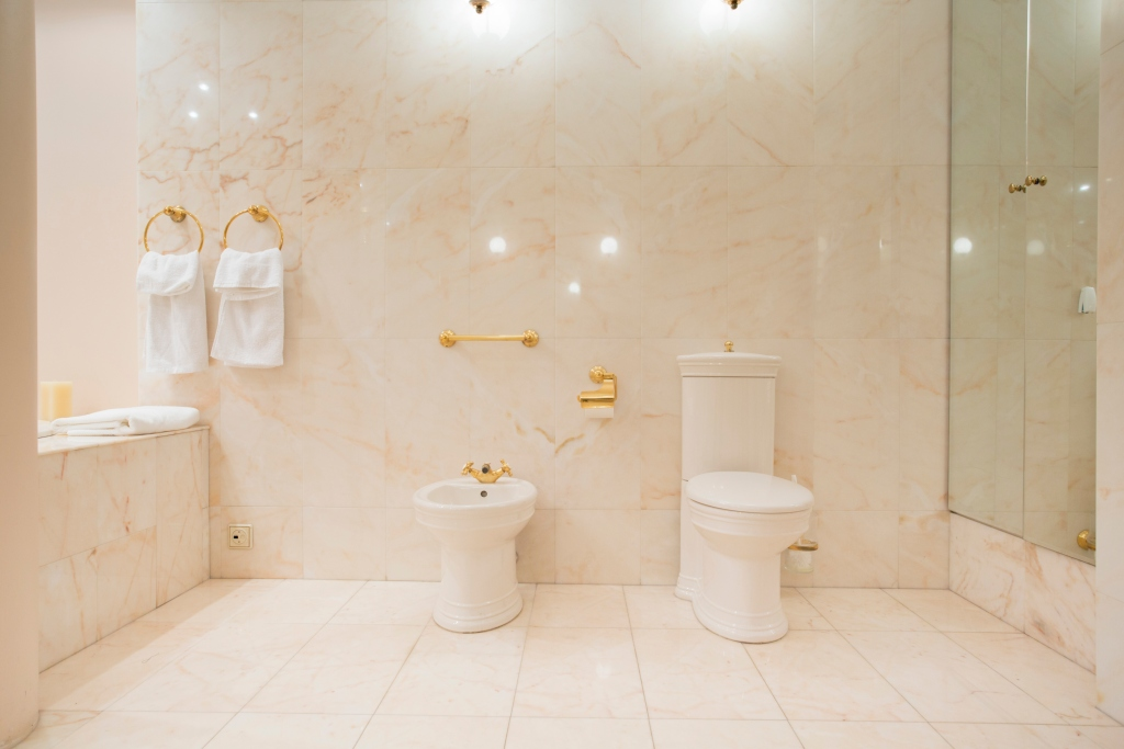 Clean Marble Tile In Your Bathroom