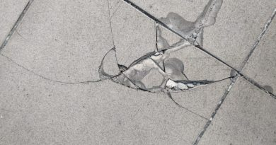 Repair Cracked Tile