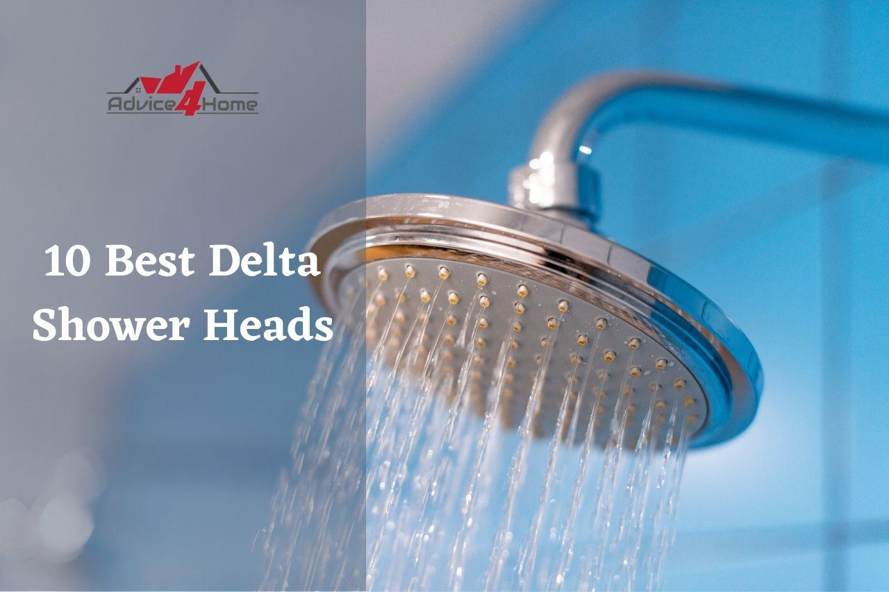 Best Delta Shower Heads